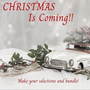 CHRISTMAS Season is Here!